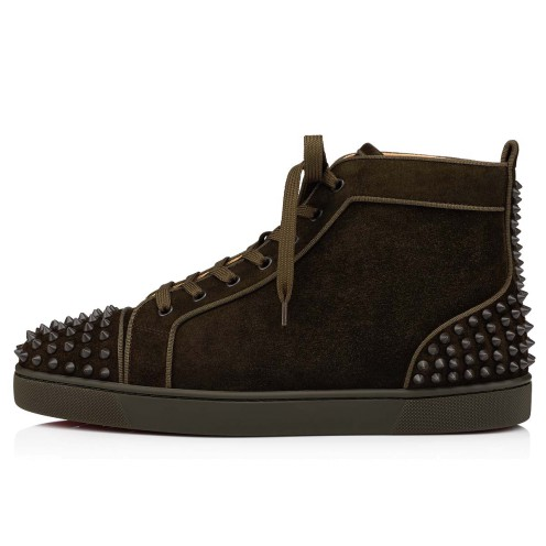 Shoes - Lou Spikes 2 Flat - Christian Louboutin_2