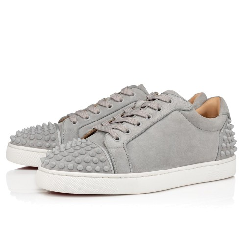suede louboutin mens