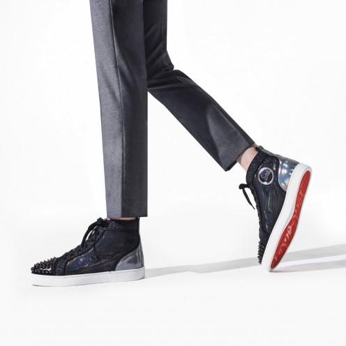 Shoes - Lou Spikes Orlato Flat - Christian Louboutin_2