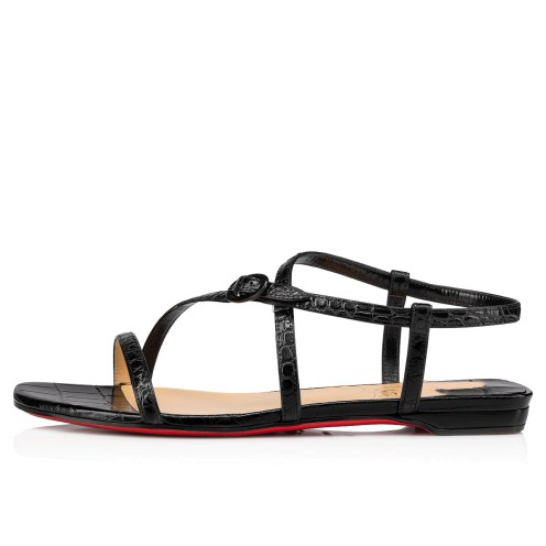 Shoes - Selima Flat - Christian Louboutin_2