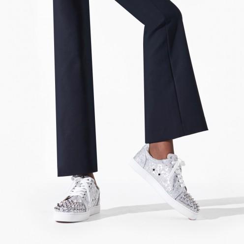 Shoes - Vieira Spikes Flat - Christian Louboutin_2