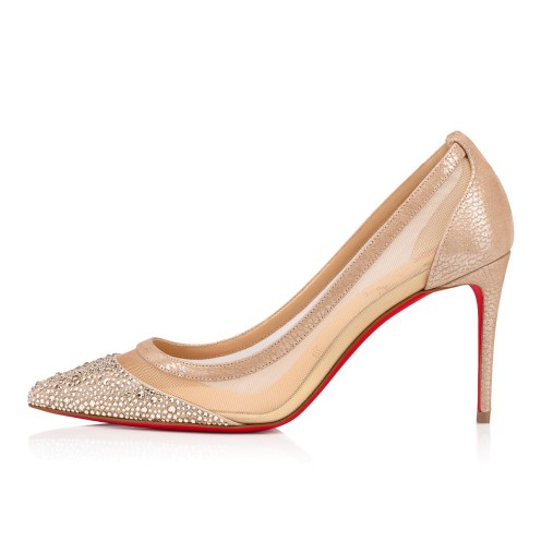Shoes - Galativi P Strass - Christian Louboutin_2