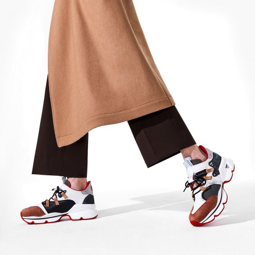 Shoes - Red-runner Flat - Christian Louboutin_2