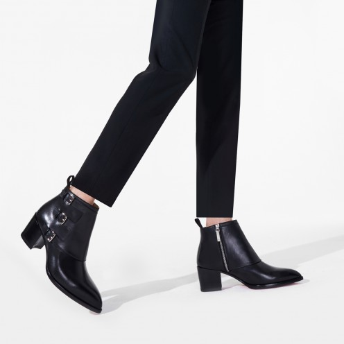 Shoes - Will Buckle Flat - Christian Louboutin_2