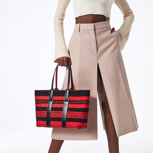 Bags - Cabata Small Cl Strap - Christian Louboutin_2
