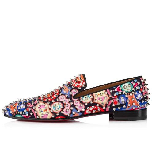 Shoes - Dandelion Spikes Flat - Christian Louboutin_2