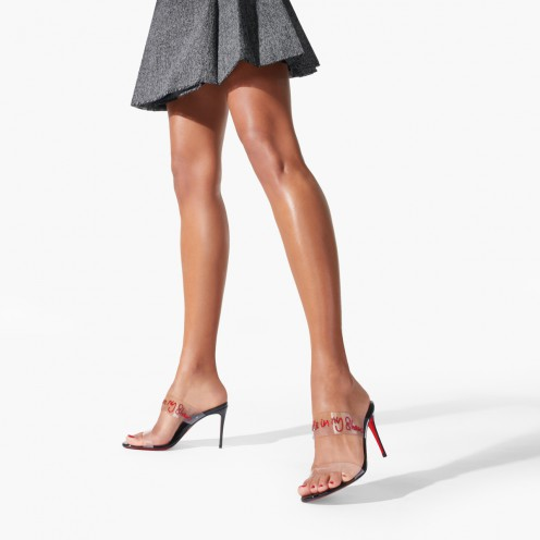 Shoes - Just Walking Strass - Christian Louboutin_2
