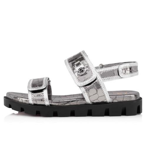 Shoes - Lock Cool Flat - Christian Louboutin_2