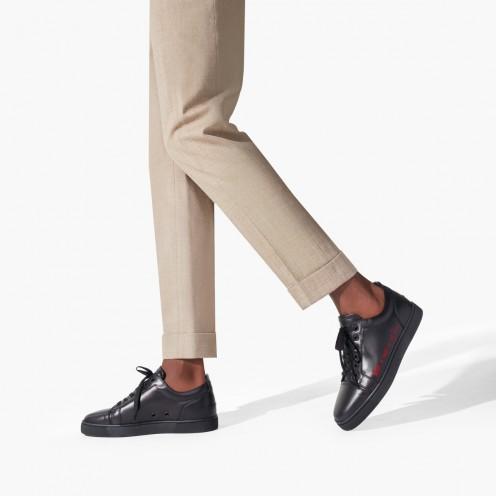 Shoes - Louis Junior Walk Flat - Christian Louboutin_2