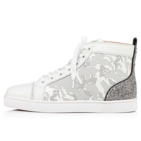 Shoes - Louis Sp Strass Flat - Christian Louboutin_2