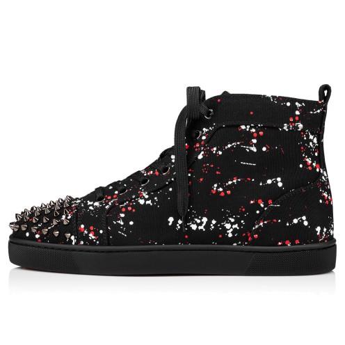Shoes - Lou Spikes Flat - Christian Louboutin_2