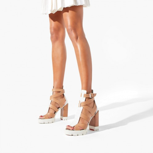 Shoes - Sandal And Belt - Christian Louboutin_2