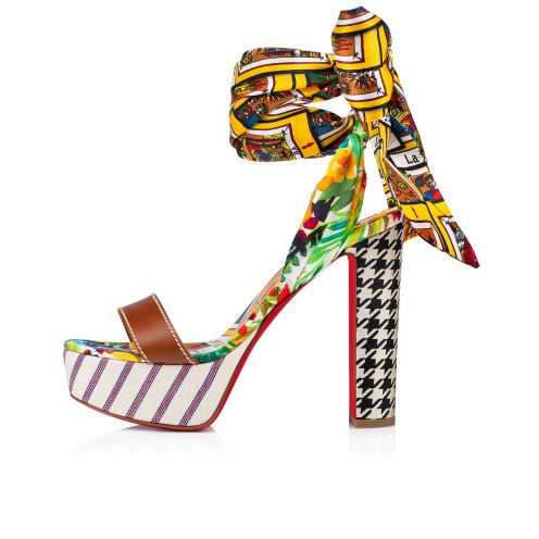 Shoes - Sandale Du Desert - Christian Louboutin_2