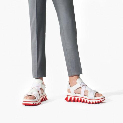 Shoes - Summer Loubishark Flat - Christian Louboutin_2