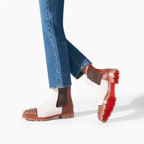 Shoes - Melon Spikes Flat - Christian Louboutin_2