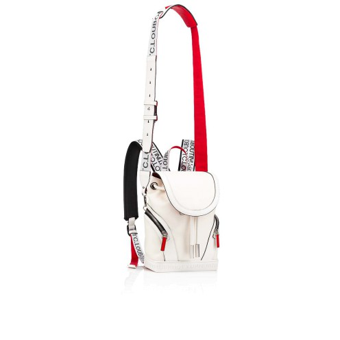 Bags - Explorafunk S Small Backpack - Christian Louboutin_2