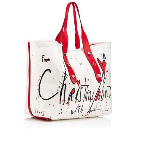 Bags - Frangibus Tote Bag - Christian Louboutin_2