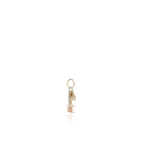 Small Leather Goods - W 123 Cl Keyring - Christian Louboutin_2