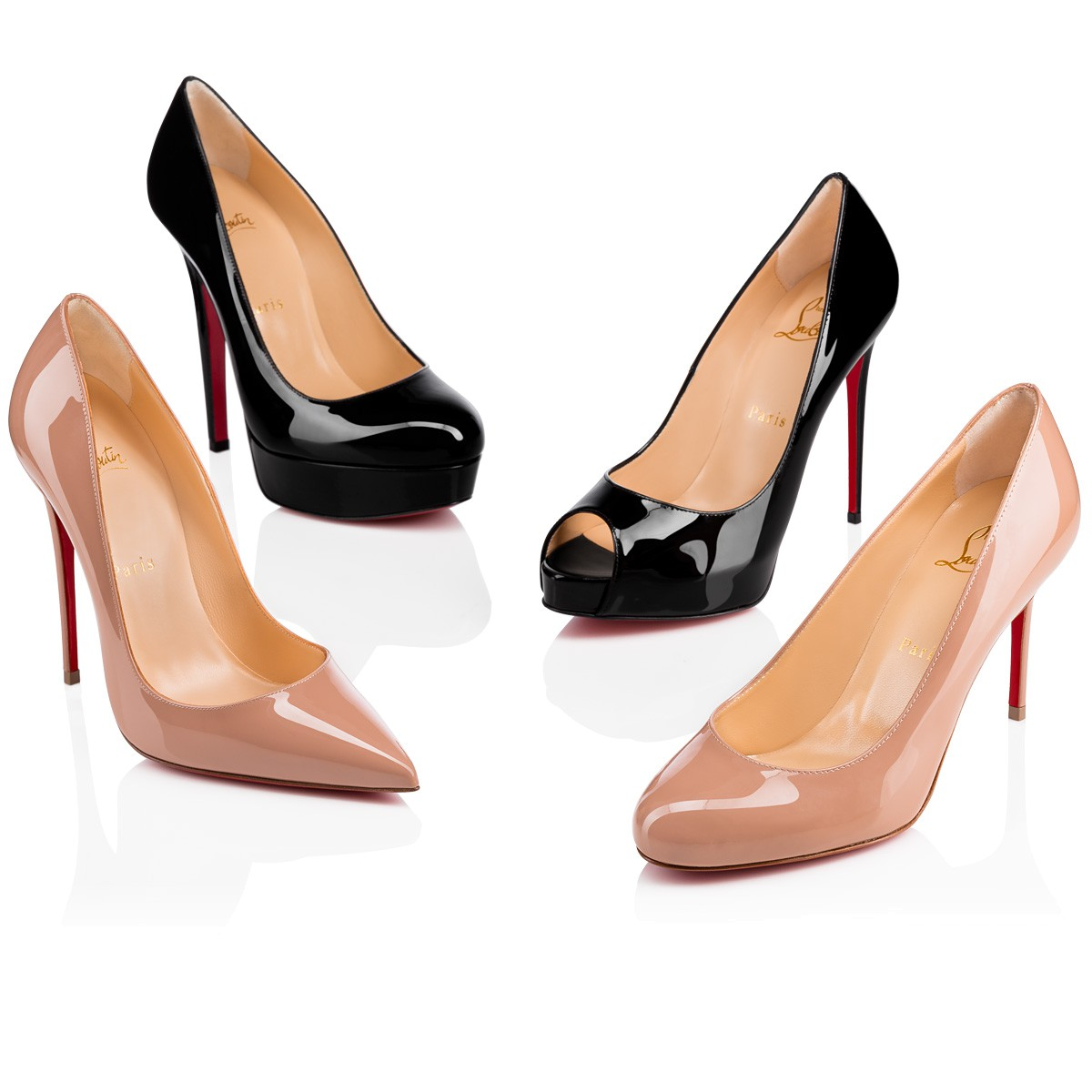 Shoes - Private Number - Christian Louboutin