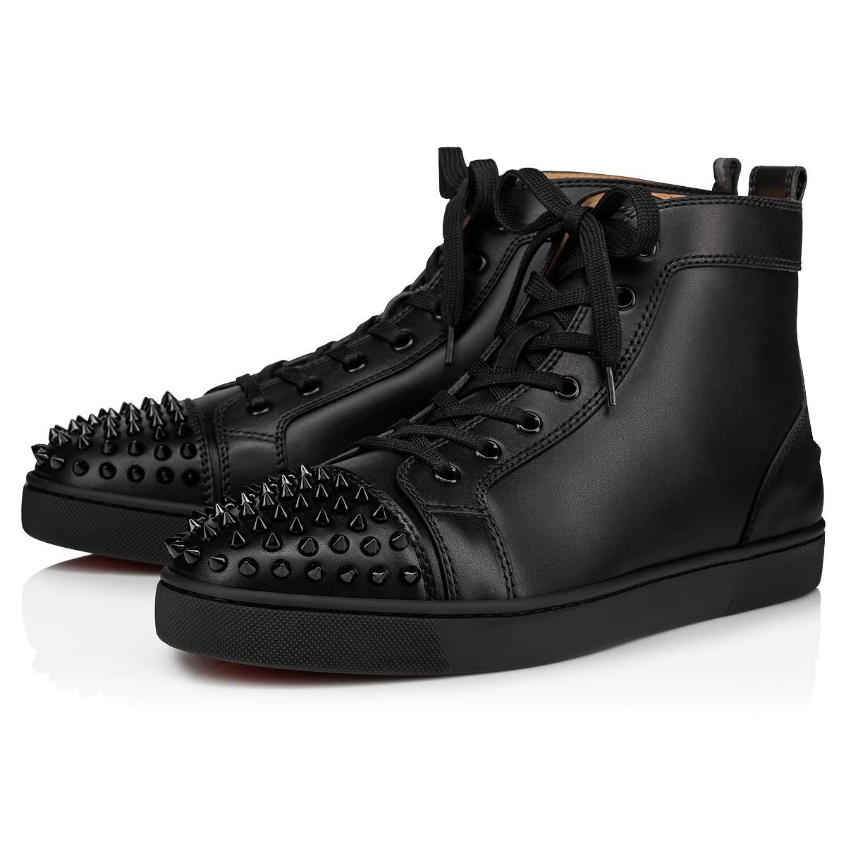 Shoes - Lou Spikes - Christian Louboutin