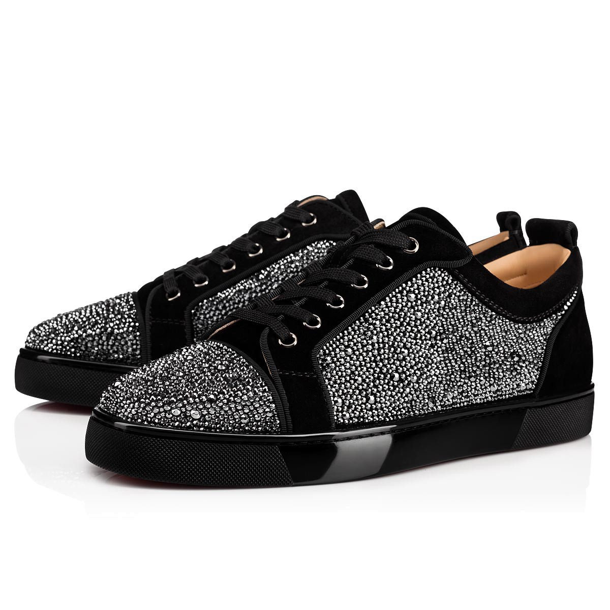 sneakers louboutin femme occasion