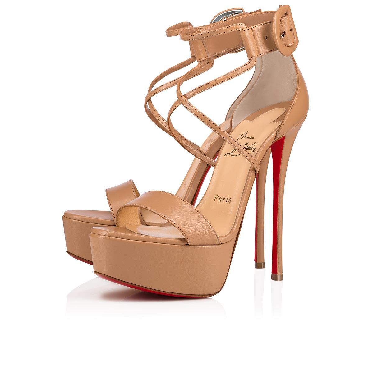 CHOCA 150 NUDE CALF - Women Shoes