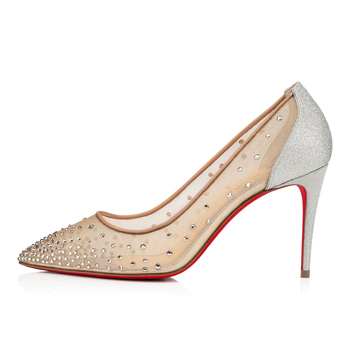 louboutin pigalle follies strass