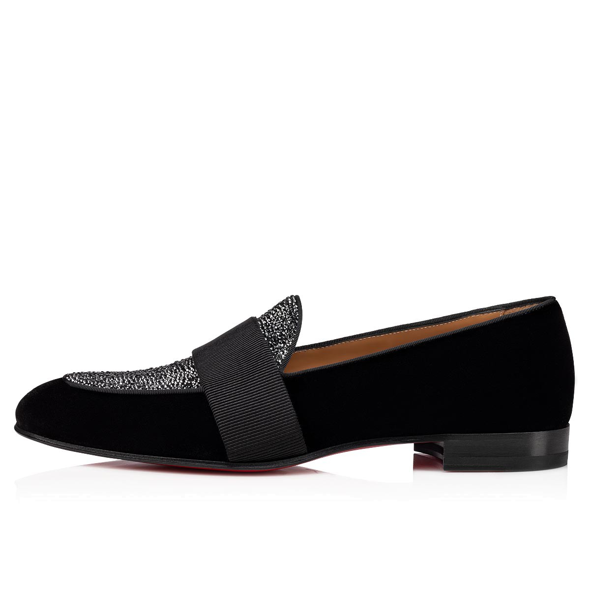 Shoes - Night On The Nile Flat - Christian Louboutin