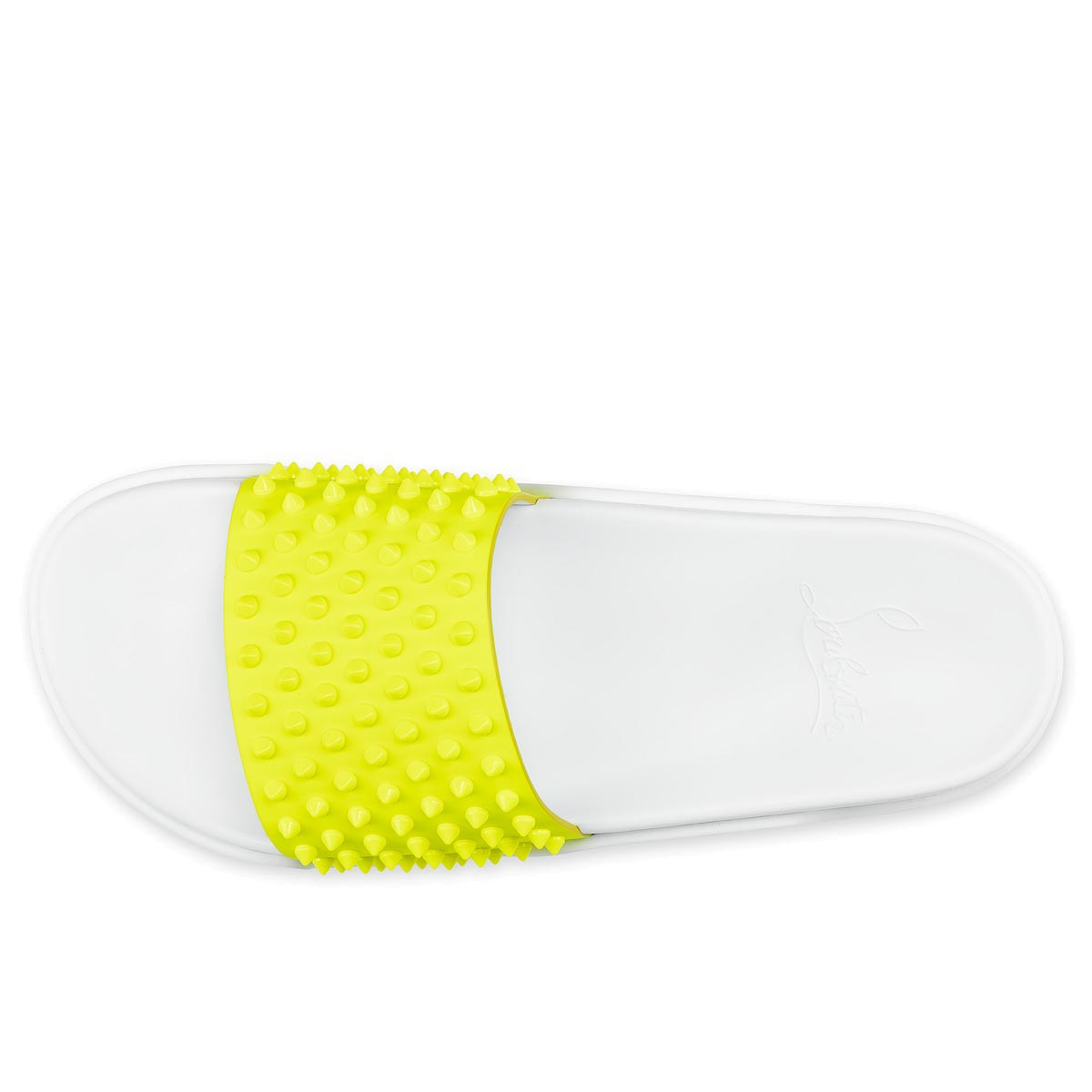 louboutin fluo homme