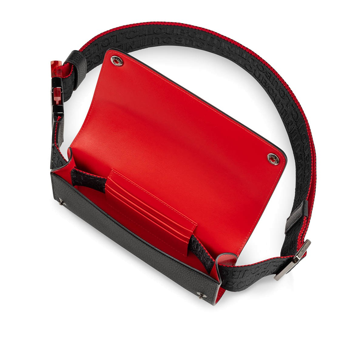 Small Leather Goods - Loubiclic Body Bag - Christian Louboutin