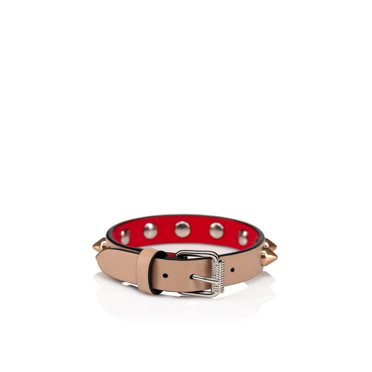 Small Leather Goods - Loubilink Bracelet - Christian Louboutin