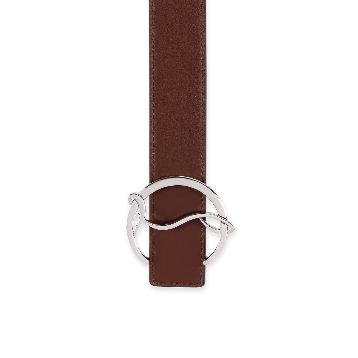 Belt - W Cl Logo Belt - Christian Louboutin