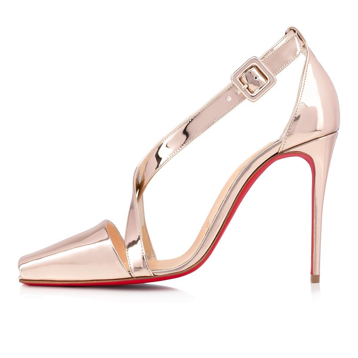 Shoes - Ambretta Cross - Christian Louboutin