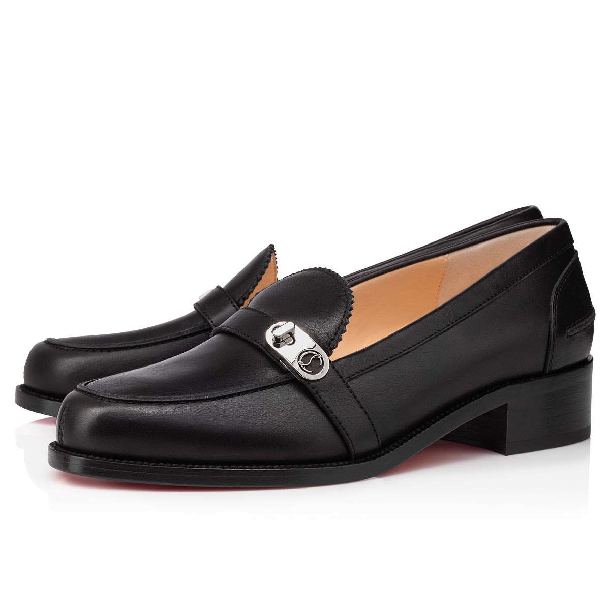 Shoes - Lock Me Moc - Christian Louboutin