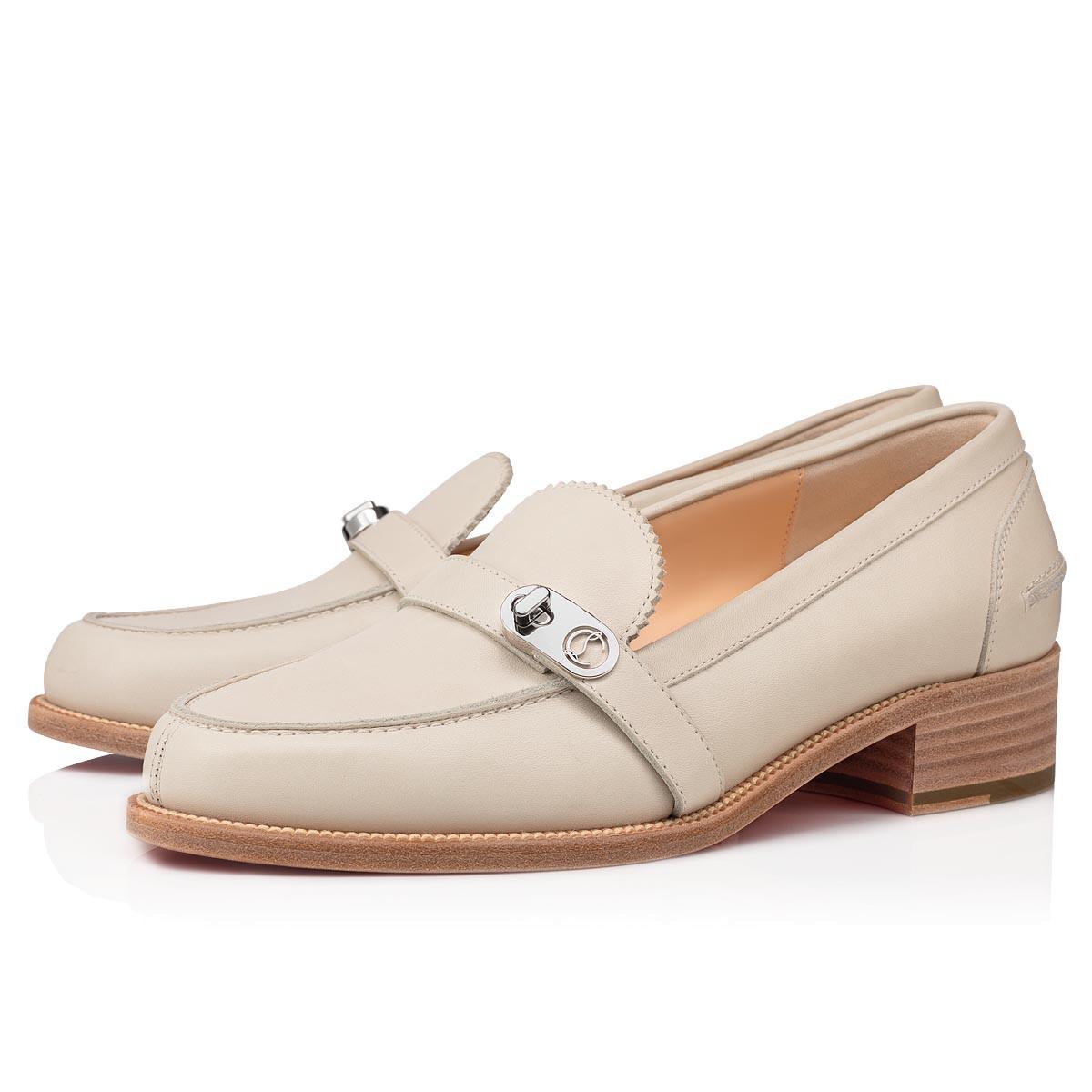 Shoes - Lock Me Moc - Christian Louboutin