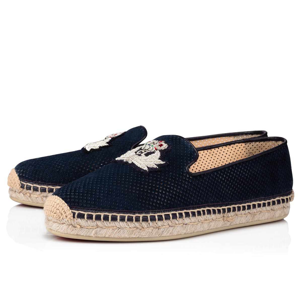 Shoes - Nanou Orlato Woman Flat - Christian Louboutin