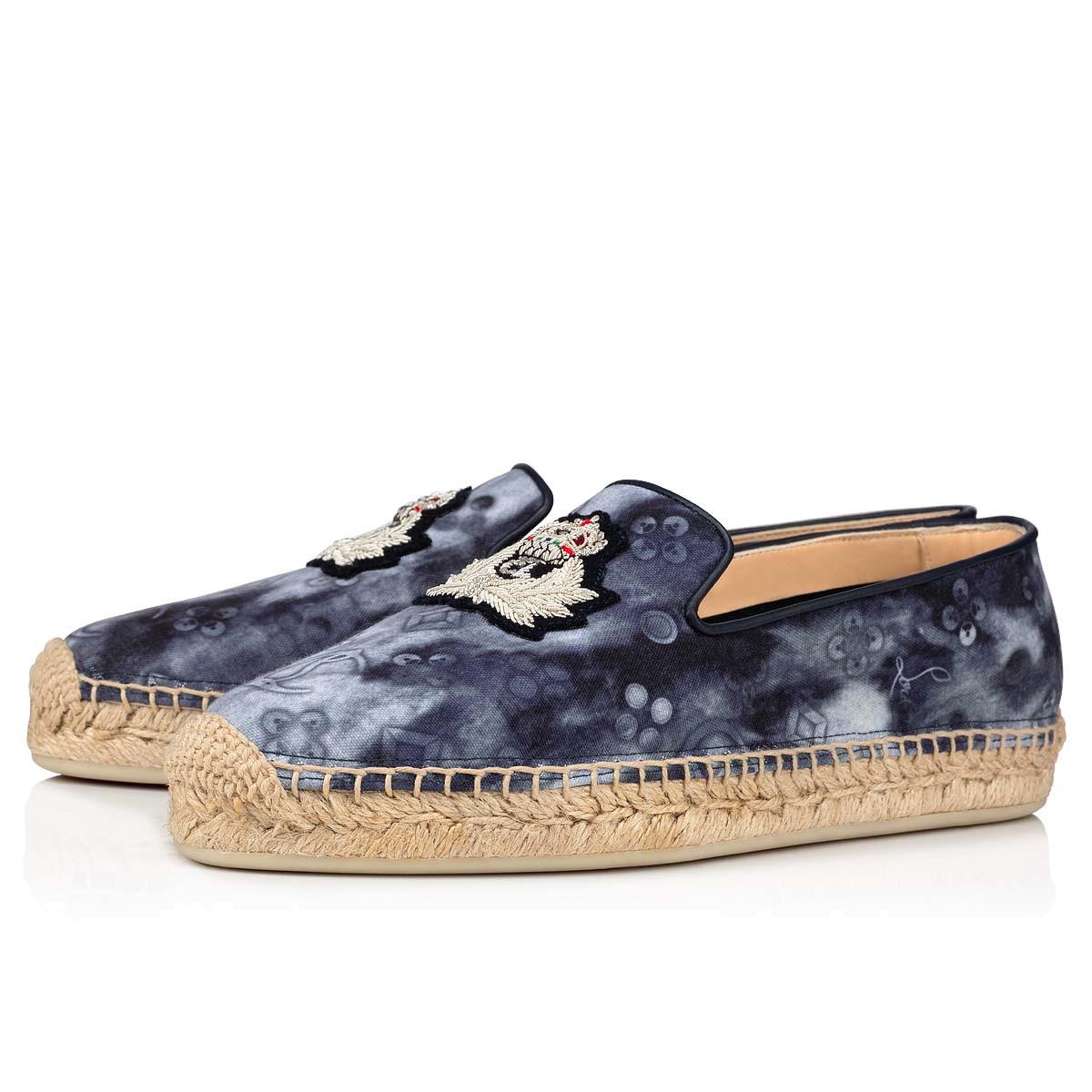 Shoes - Nanou Orlato Woman Flat - Christian Louboutin