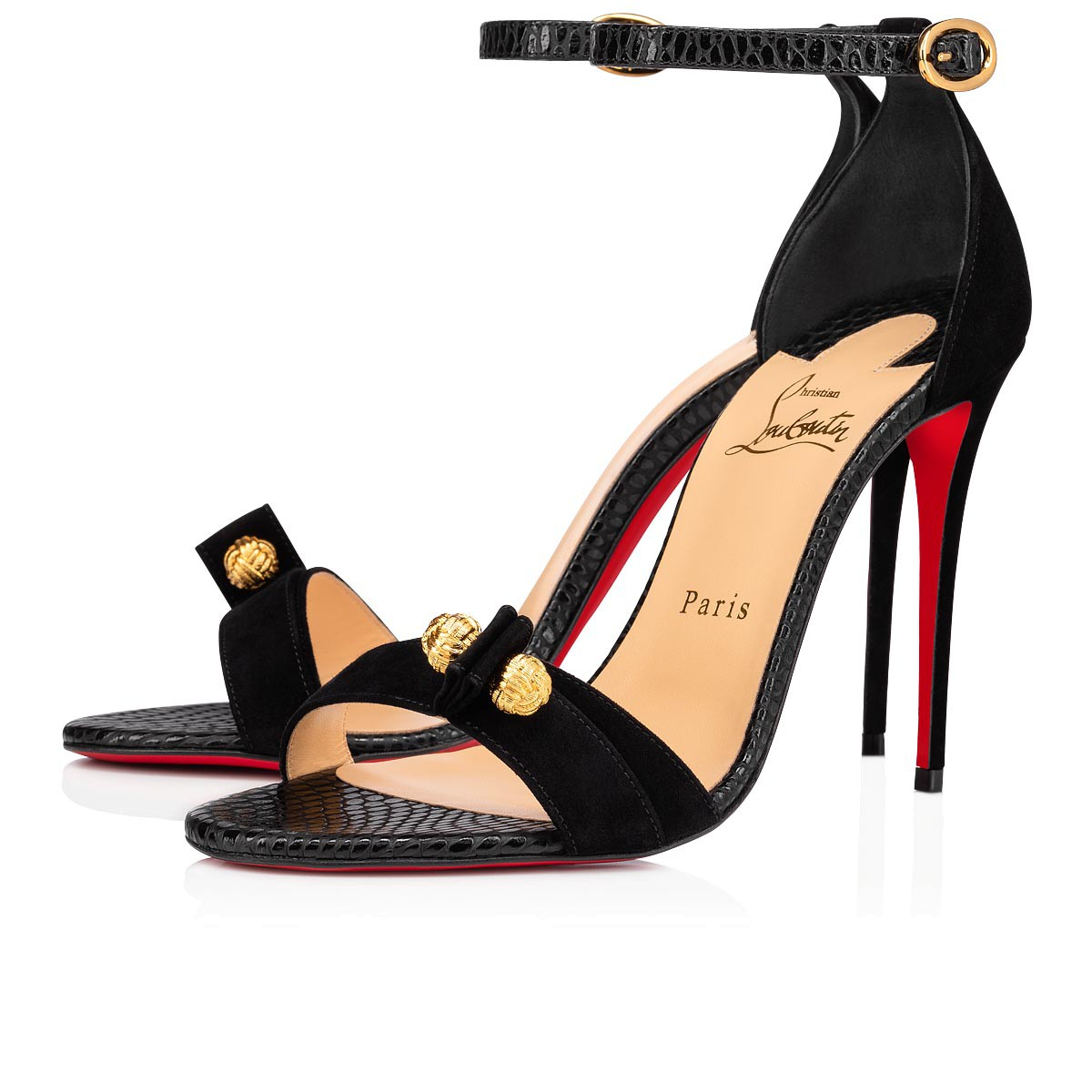 Shoes - Stanisandal - Christian Louboutin