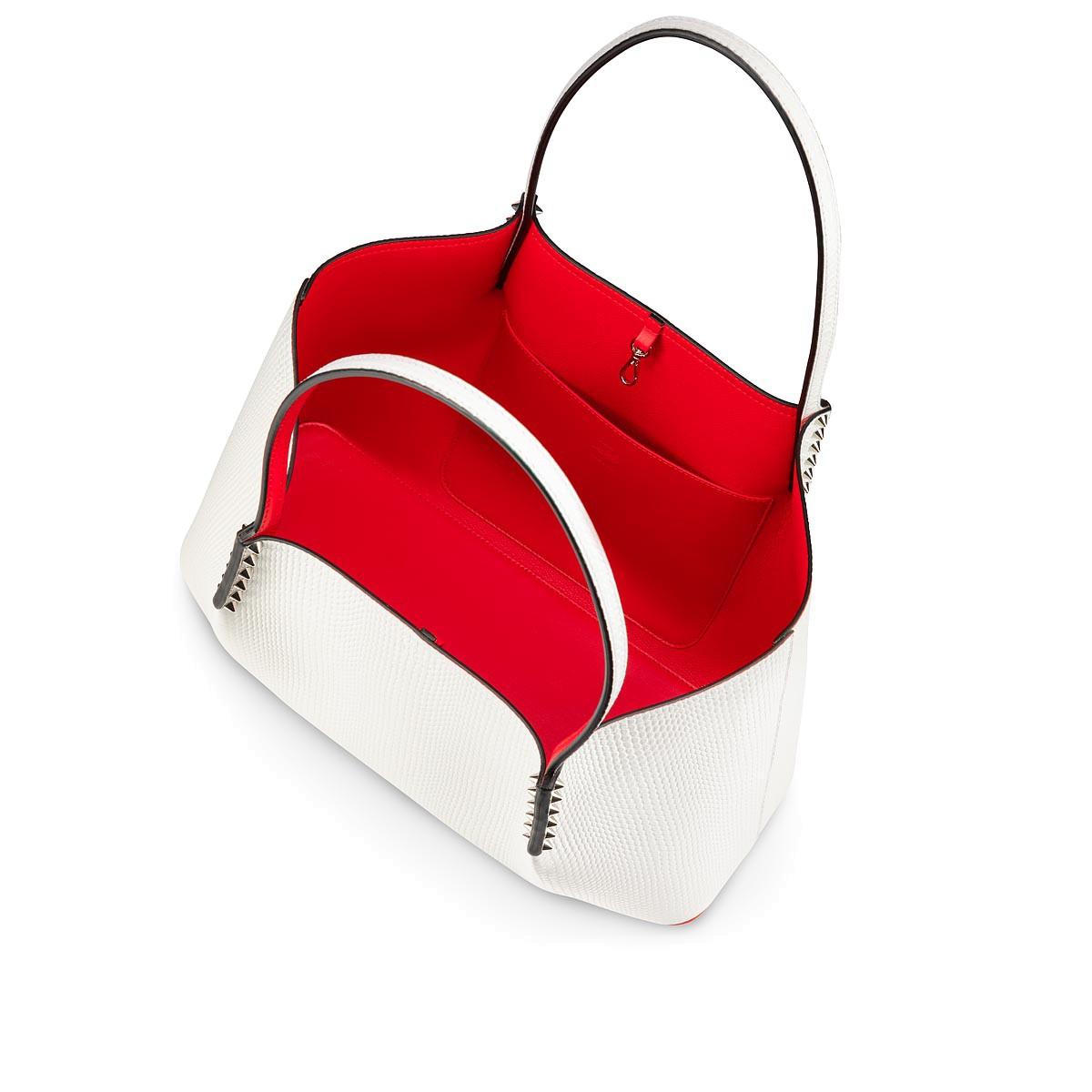 Bags - Cabarock Large Tote Bag - Christian Louboutin