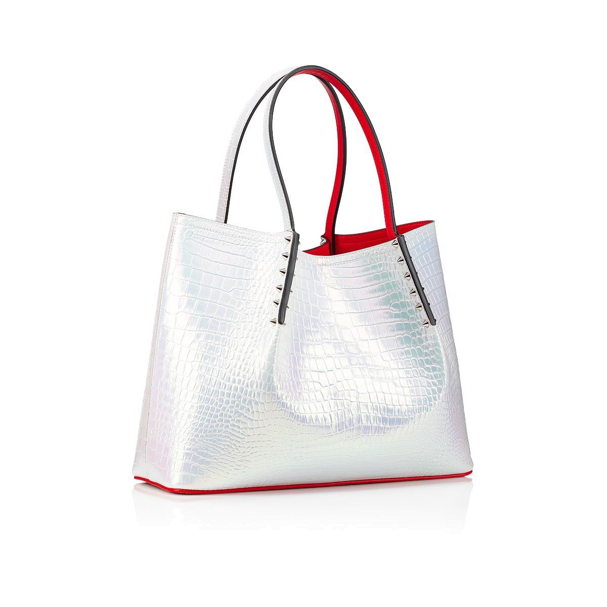 Bags - Cabarock Small Tote Bag - Christian Louboutin