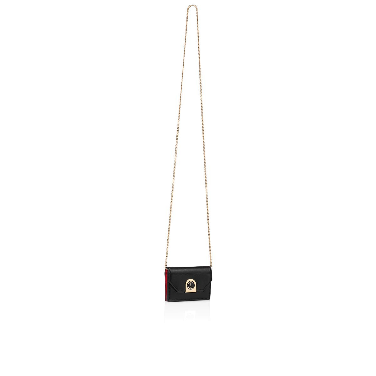 Small Leather Goods - Elisa Chain Card Holder - Christian Louboutin