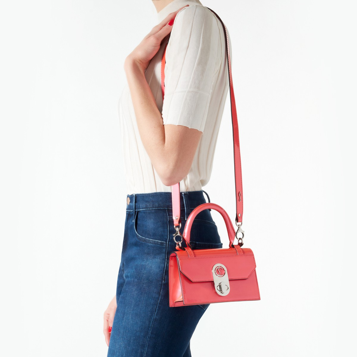 Bags - Elisa Top Handle Mini - Christian Louboutin