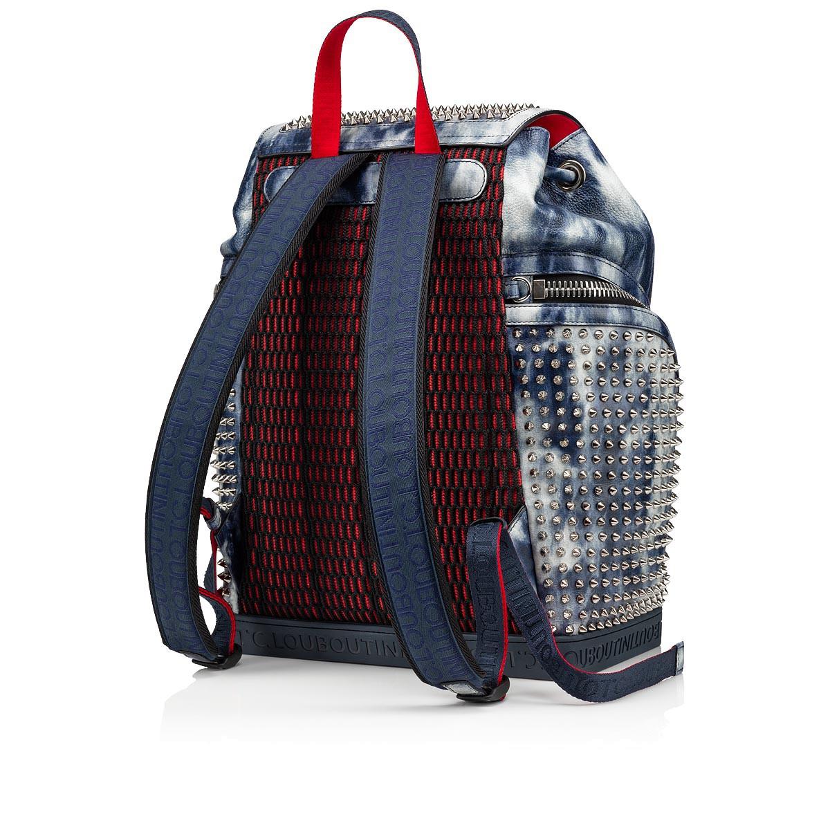 Bags - Explorafunk S Backpack - Christian Louboutin