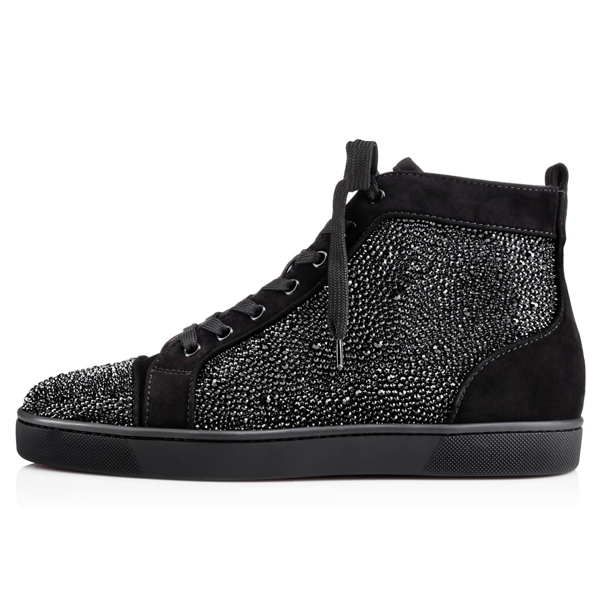 louboutin chaussures homme noir