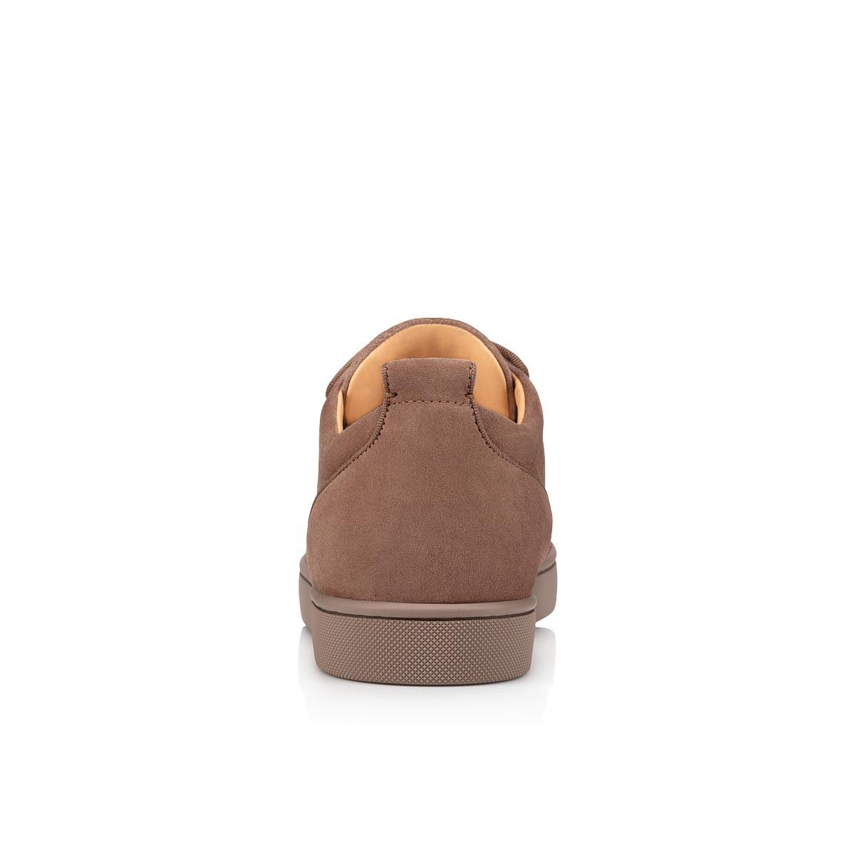 Shoes - Louis Junior Spikes Orlato Flat - Christian Louboutin