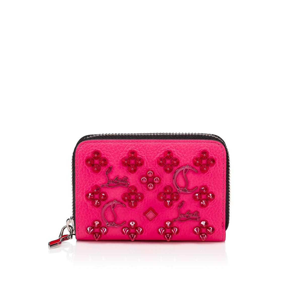 Small Leather Goods - W Panettone Coin Purse - Christian Louboutin