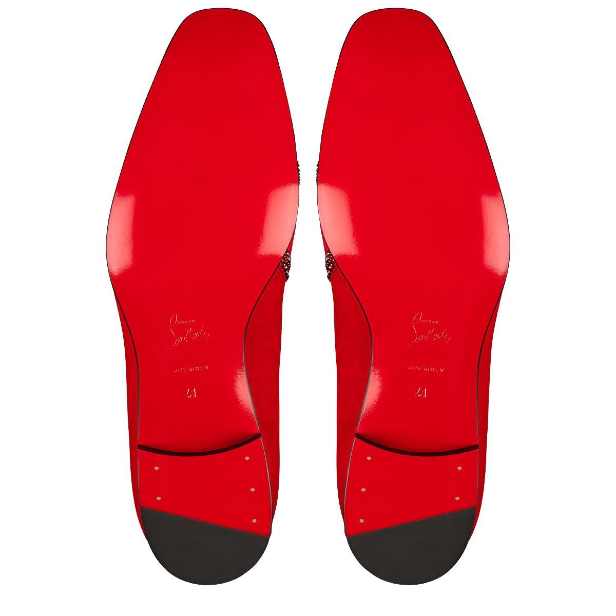 Shoes - Dandylove Strass Flat - Christian Louboutin