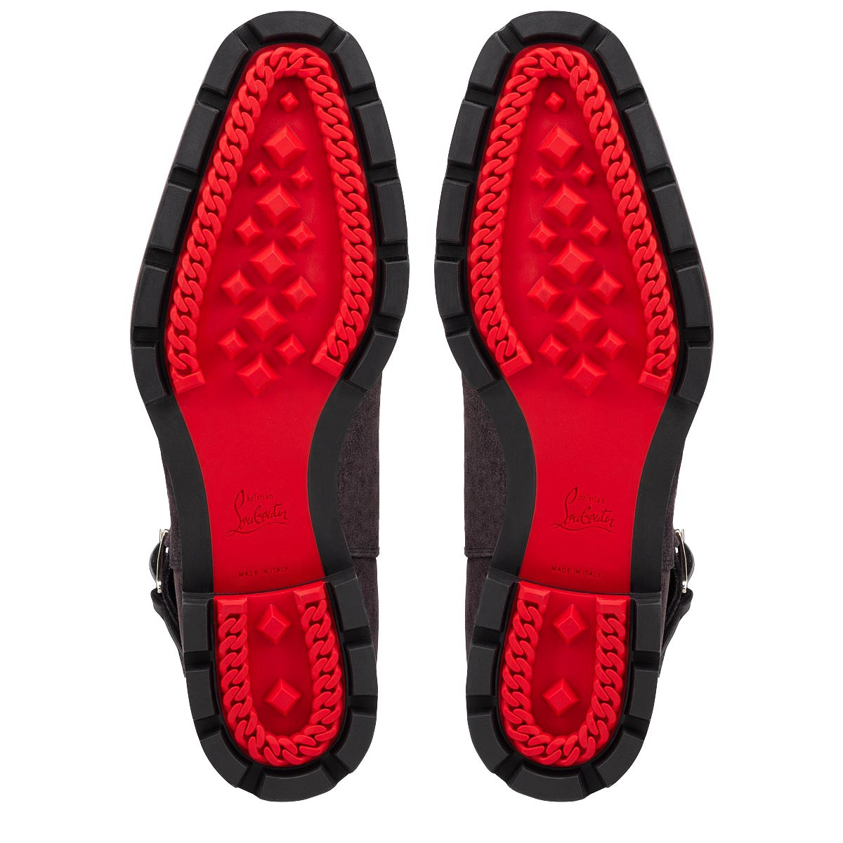 Shoes - Kicko Croc Flat - Christian Louboutin