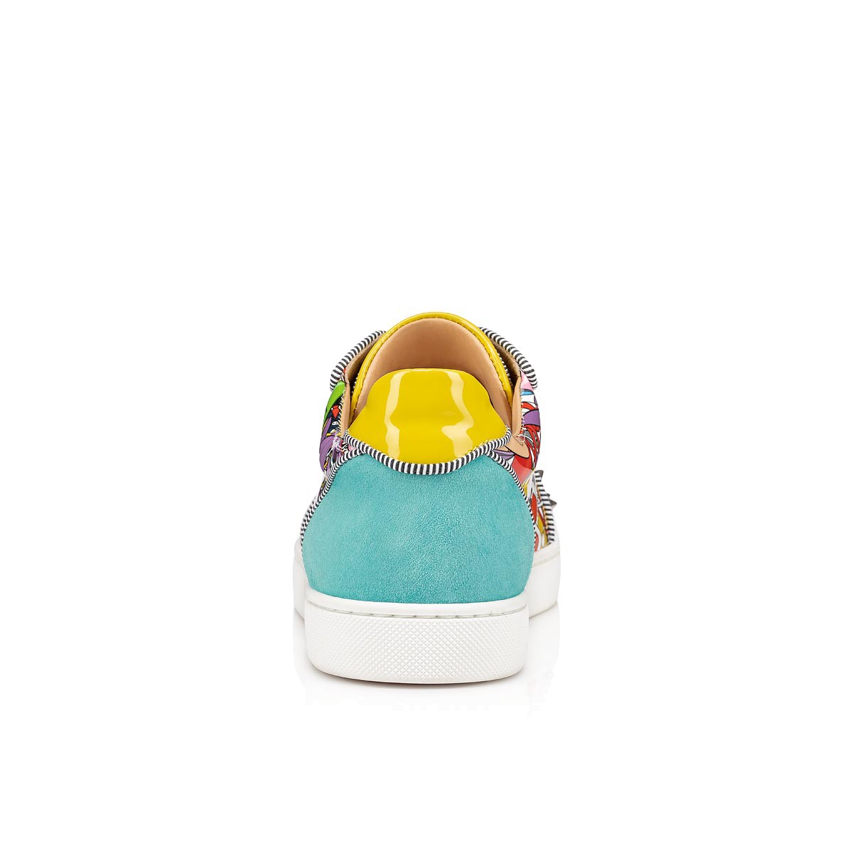 Shoes - Vieira Spikes Orlato Flat - Christian Louboutin
