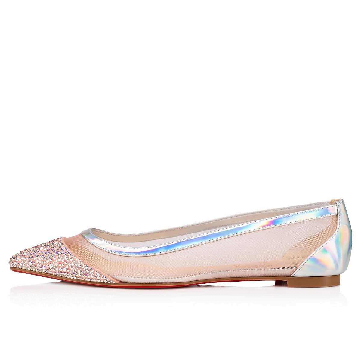 Shoes - Galativi P Strass Flat - Christian Louboutin